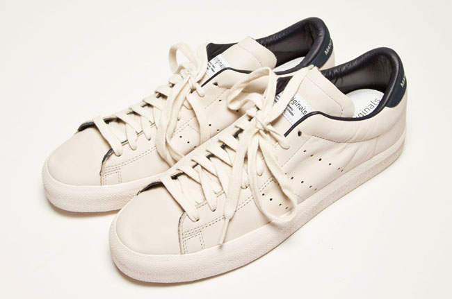 Adidas Originals - Match Play Leather Chalk - TRÈS BIEN