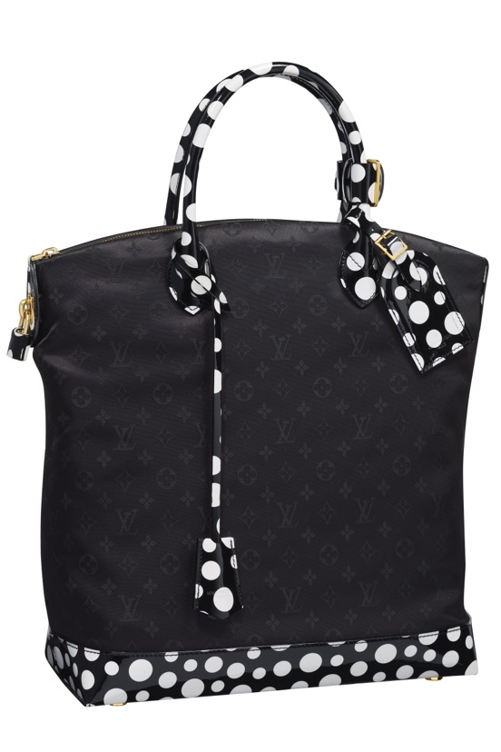 Yayoi-Kusama-Louis-Vuitton-Lockit-MM-Monogram-Nylon-Dots-Infinity-black.jpg (552×828)