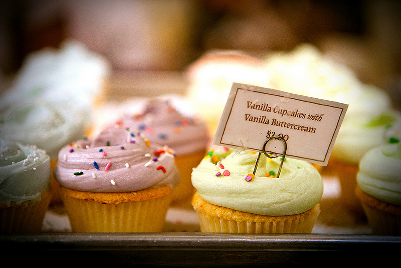 Magnolia Bakery cupcakes | Flickr - Photo Sharing!