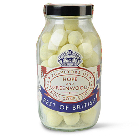 Lemon Bonbons Ration Jar - HOPE AND GREENWOOD - Chocolate & candy - Food & Wine - Selfridges | Shop Online