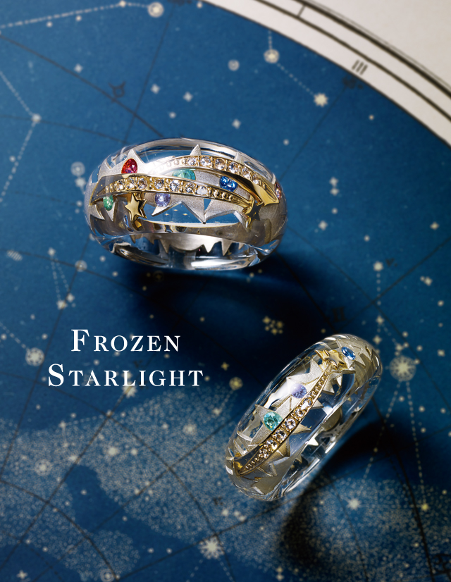 STAR JEWELRY |Holiday Collection 01: