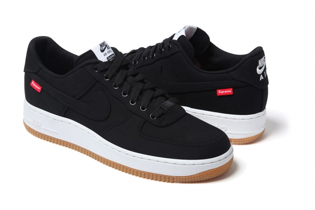 Supreme x Nike Air Force 1 – Teaser | SneakerNews.com