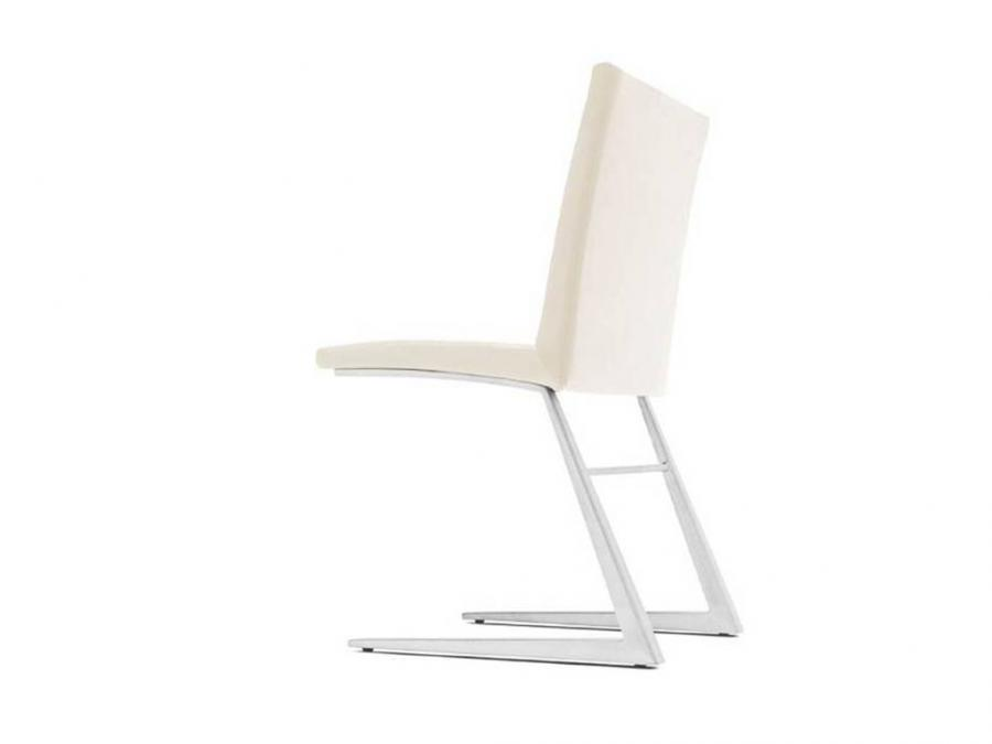Mariposa Deluxe Chair – White | Furniture Web