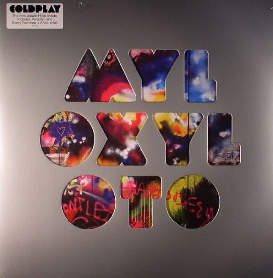 COLDPLAY(LP 180g重量盤) MYLO XYLOTO