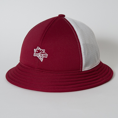 MESH HAT(WINE) - SON OF THE CHEESE ONLINE SHOP