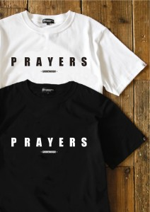 COLLECT STORE BLOG|BEDWIN, DELUXE, GOODENOUGH, HABANOS, hobo, NuGgETS正規通販取扱 » Blog Archive » GOODENOUGH / PRAY FOR ALL