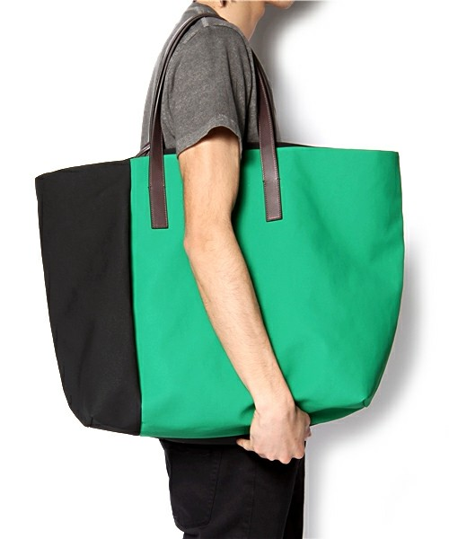 MEN / SHOPPING BAG(トートバッグ) - ZOZOVILLA