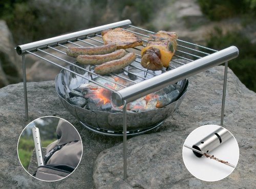 Amazon.com: Grilliput Camp Grill.: Sports & Outdoors
