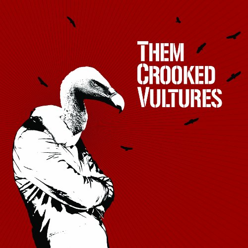 Amazon.co.jp: Them Crooked Vultures: 音楽