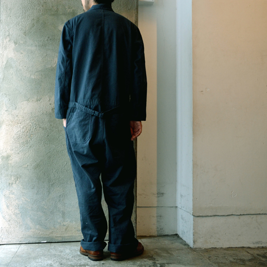 GARMENT REPRODUCTION OF WORKERS/RAILROADER OVERALL「Re;li」