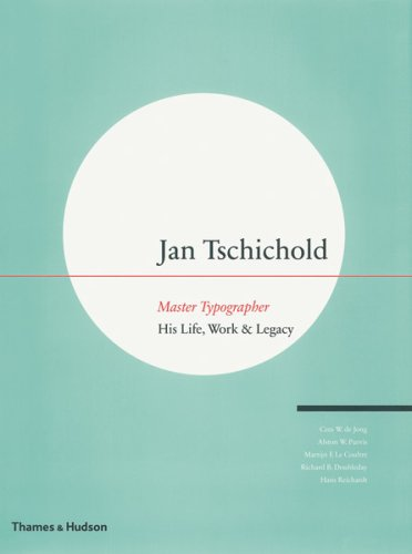 Amazon.co.jp: Jan Tschichold Master Typographer: His Life, Work & Legacy: Cees W. De Jong, Alston W. Purvis, Martijn F. Le Coultre, Richard B. Doubleday, Hans Reichardt: 洋書