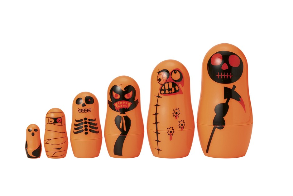 Amazon.com: Matryoshka Madness Monster: Toys & Games
