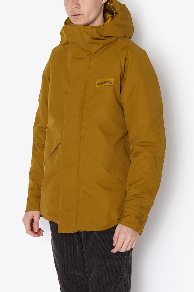 "× WILDTHINGS EXPLORER PUFF JUMPER ""DENALI"" NYLON TUSSER WITH eVENT 3L 
