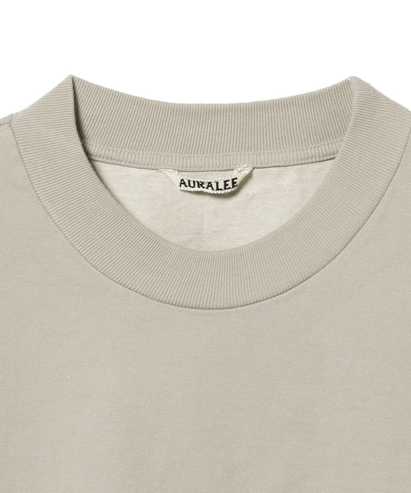 BEAMS T(ビームスT)AURALEE / Stand Up Tee(Tシャツ・カットソー Tシャツ)通販|BEAMS