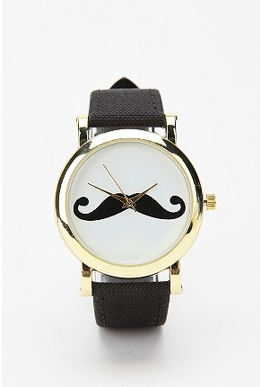 UrbanOutfitters.com > Mustache Watch