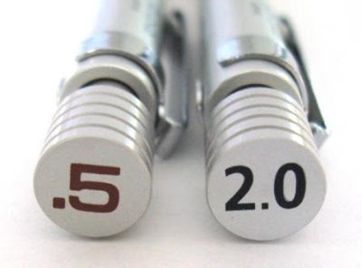 Dave's Mechanical Pencils: Staedtler 925 25 Mechanical Pencil Review
