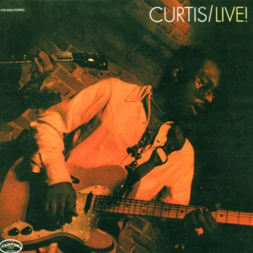 Amazon.co.jp: Curtis Live (Dlx): Curtis Mayfield: 音楽