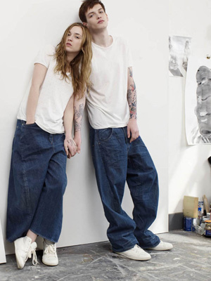 Levi's RED (Levis Engineered Jeans 10th Anniversary)
