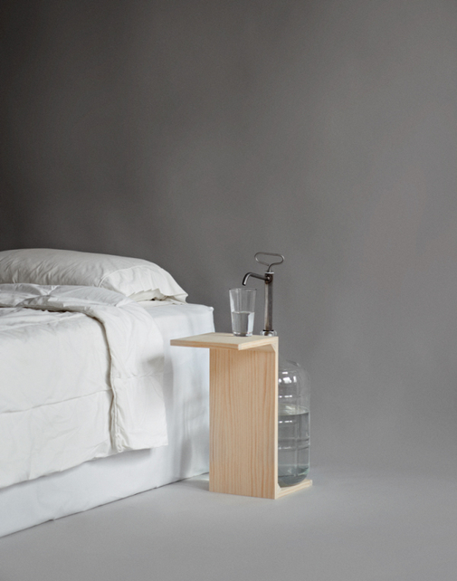 The Nightstands — Shoebox Dwelling | Finding comfort, style and dignity in small spaces