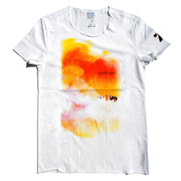 tribe/商品詳細 IZREEL × FJD × hydeout productions チャリティーT-shirts