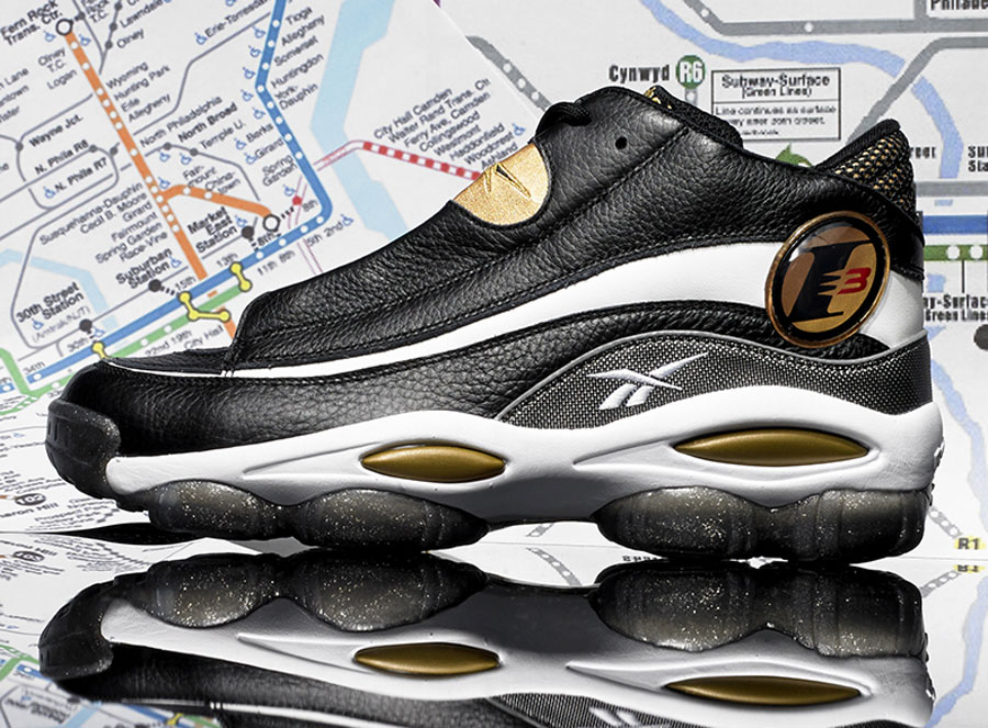 Reebok Answer 1 – Black – Gold | Release Date | SneakerNews.com
