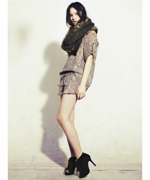 HARICOT ROUGE / ◇Animal Printed Silk T-dress(ワンピース・ドレス) - ZOZOTOWN