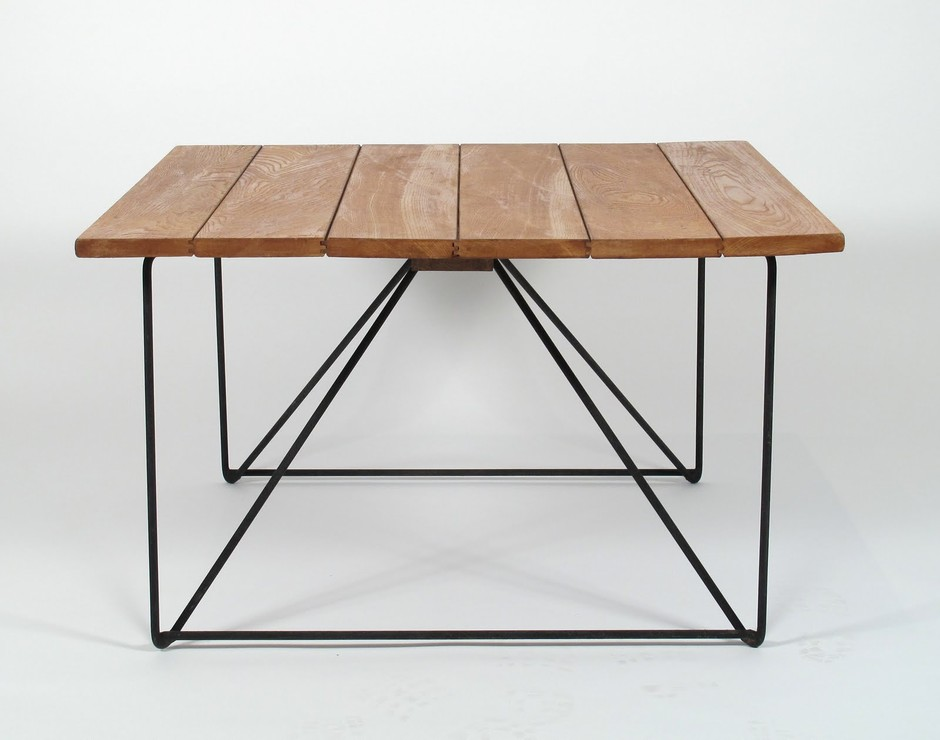 Just in Modern: Luther Conover Table 1950 California