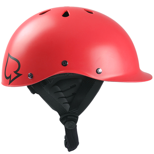 TWO FACE WATER HELMET GLOSS RED - Wake