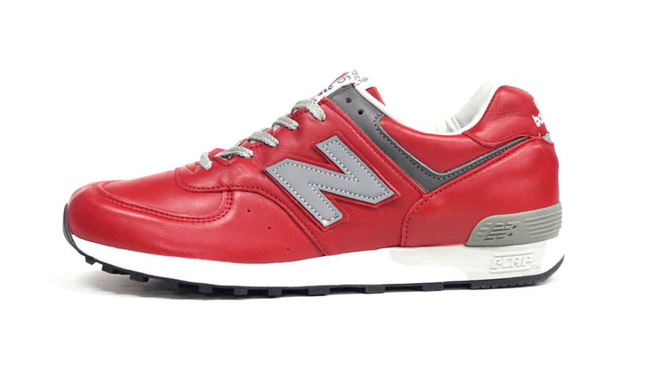 M576UK 「made in ENGLAND」 「LIMITED EDITION」 RED ニューバランス new balance | ミタスニーカーズ|ナイキ・ニューバランス スニーカー 通販
