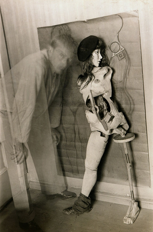languependue, thedoppelganger: Self-Portrait with the Doll,...