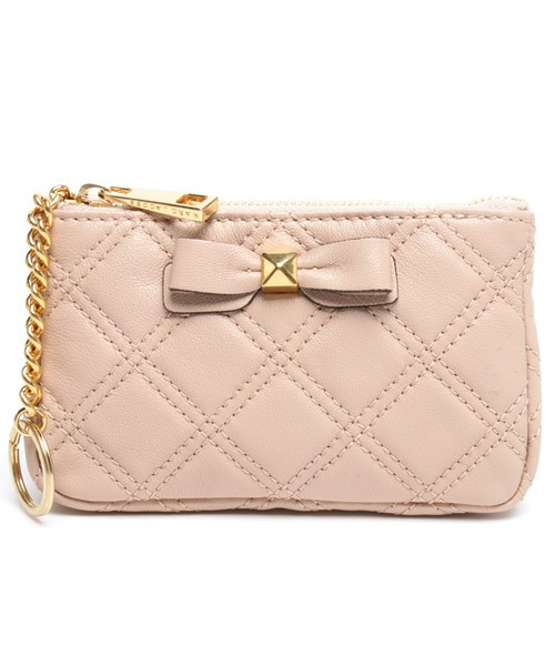 MARC JACOBS / BOW QUILTING SLG - CHAIN KEY POUCH(ポーチ) - ZOZOVILLA