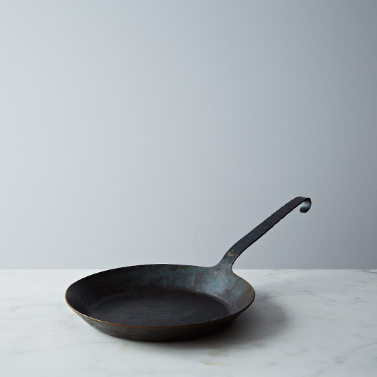 Turk One-Piece Forged Iron Fry Pan on Provisions by Food52