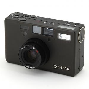 Contax T3 Black | Flickr - Photo Sharing!