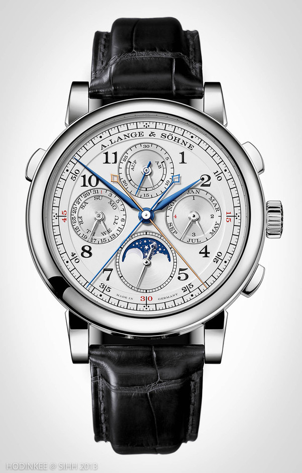 IN-DEPTH: The A. Lange & Sohne 1815 Rattrapante Perpetual Calendar (Video, Live Pics, Pricing) — HODINKEE - Wristwatch News, Reviews, & Original Stories