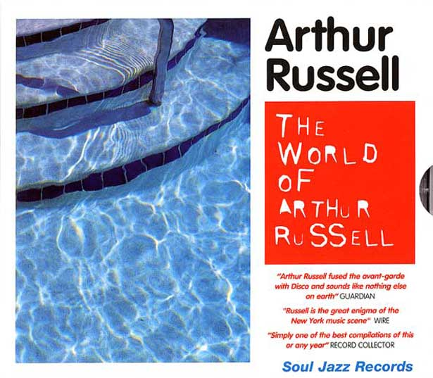 "Arthur Russell: ""The World of Arthur Russell"" (Soul Jazz Records) 