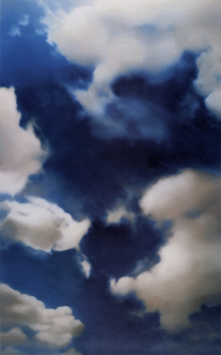 Gerhard Richter » Art » Paintings » Photo Paintings » Clouds » 443-a