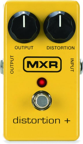 Amazon.com: Mxr M104 Distortion+ Effect Pedal: Musical Instruments