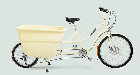 Madsen Cycles — Pre-Order / 2012 / Yellow
