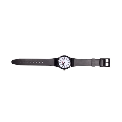 HUF - HUF X SKATE MENTAL WATCH (Black) - Growth skateboard elements