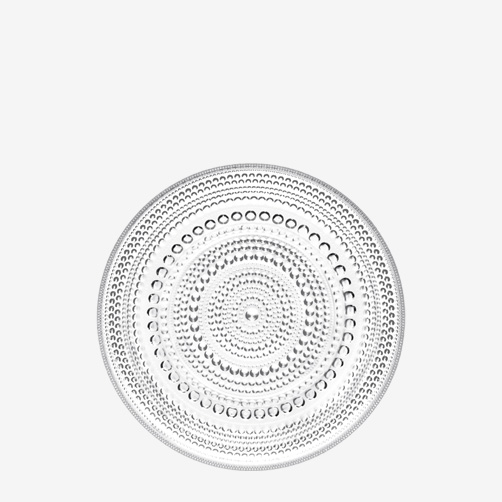 Iittala - Products - Eating - Dinnerware - Plate 170 mm clear