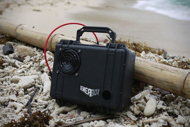 DemerBox Rugged Wireless Boombox | HiConsumption