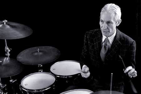 » Charlie Watts Pictures | Famous Drummers