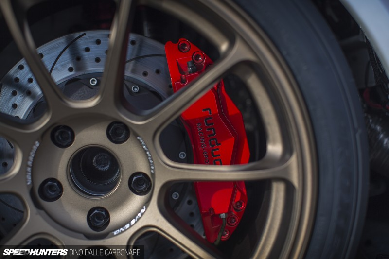 Introducing The Baby LFA.Bulletproof Nail It | Speedhunters
