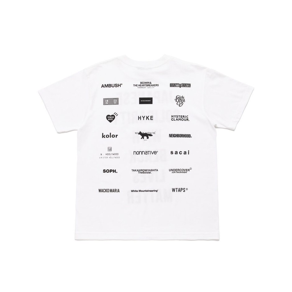 JAPANESE SOLIDARITY WITH BLACK LIVES MATTER. – HUMAN MADE ONLINE STORE