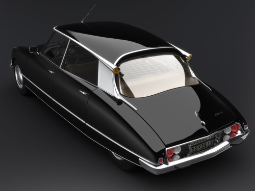 Products I Love / Citroen DS19