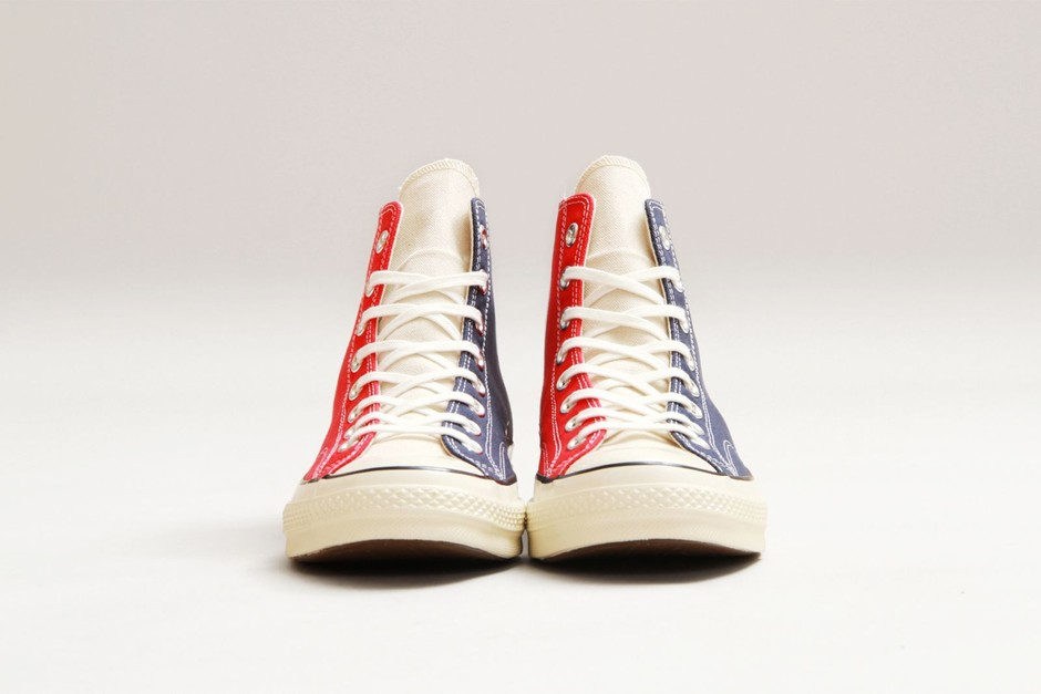 La MJC x Concepts x Converse Chuck Taylor 1970 Hi 'Paris Loves America' | Sole Collector