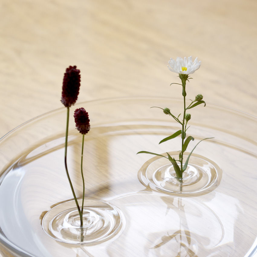 oodesign products online store / Floating Vase / RIPPLE フローティングベース / リプル