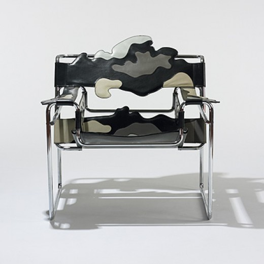109: Alessandro Mendini / Wassily chair < May Design Series 2007, 20 May 2007 < Auctions | Wright