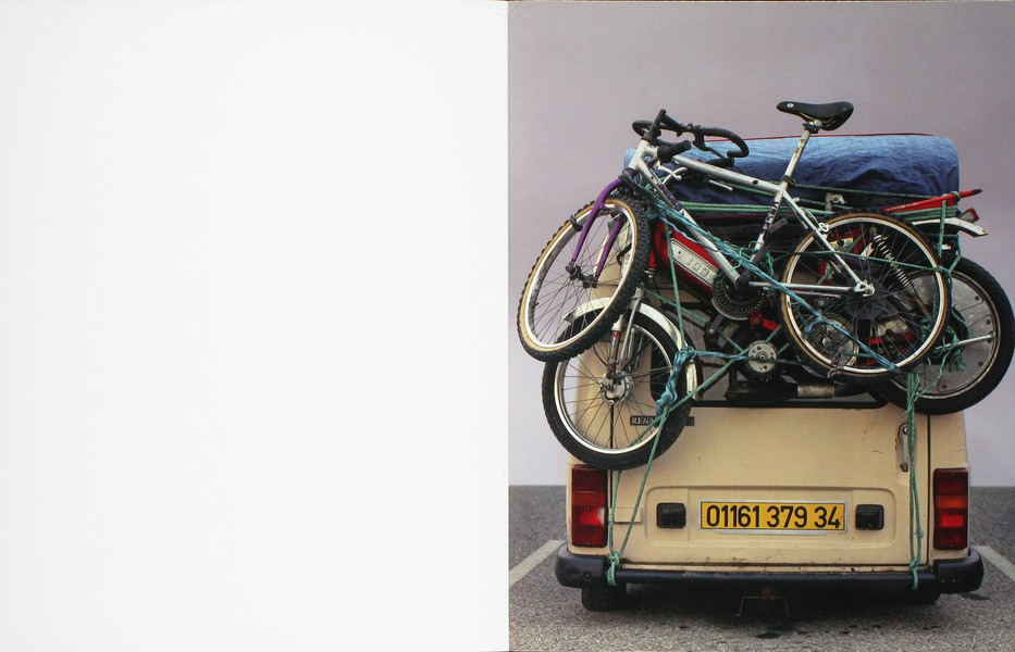 photo-eye Bookstore | Thomas Mailaender: Cathedral Cars | photobooks