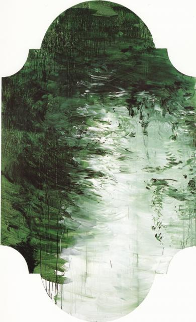 Cy Twombly: Untitled Part V (A Painting in 9 Parts), 1988 , | The Imagist